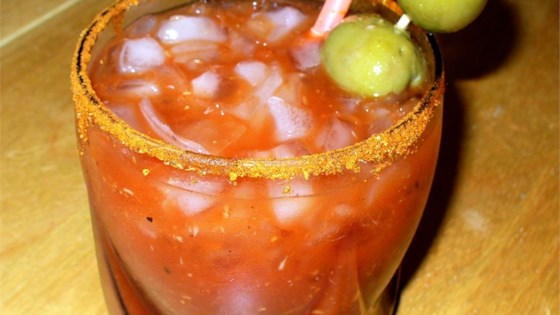 Photo of The Ultimate Shaken Bloody Mary by C R Henning