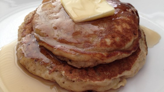 Photo of Banana Almond Pancakes by AvelaineS