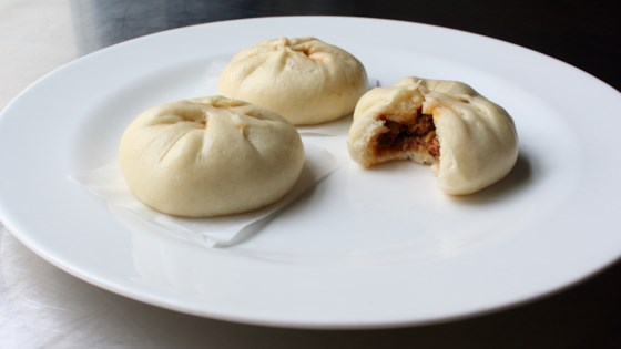 Photo of Steamed Barbecue Pork Buns by Chef John
