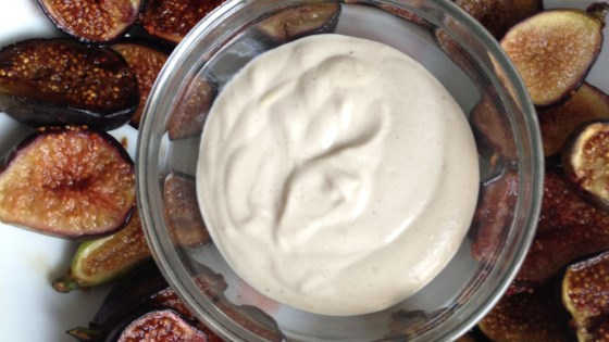 Photo of Sauteed Figs with Cashew Creme by Rita