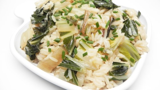 Photo of Jasmine Rice with Bok Choy by Robert in SF