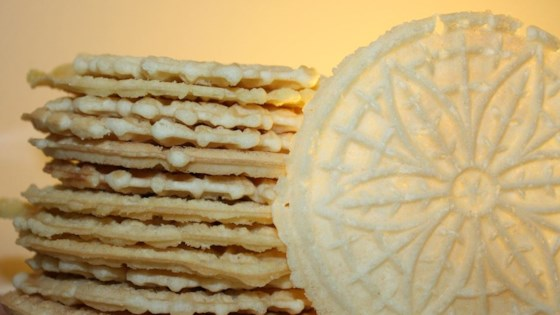 Photo of Pizzelles III by Marianne Jungels