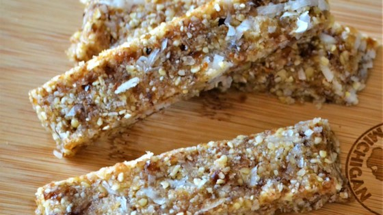 Photo of Coconut Date Bars by Lacy Wilson
