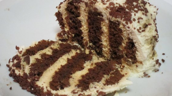 Photo of Easy Chocolate Icebox Cake  by isobel