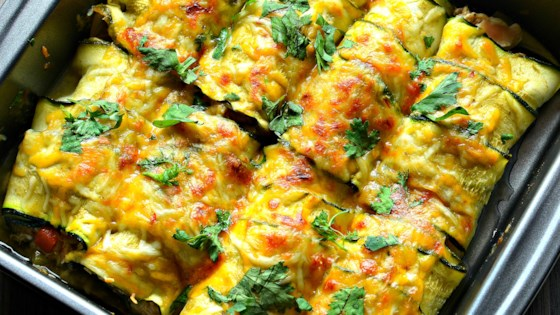 Photo of Chicken Zucchini Enchiladas by bd.weld