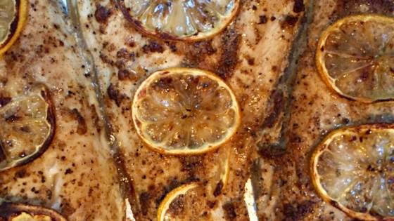 Photo of Shelli's Lemon Pepper Catfish by Shelli