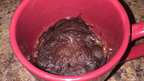 Photo of Nesquik® Brownie in a Mug by Emily