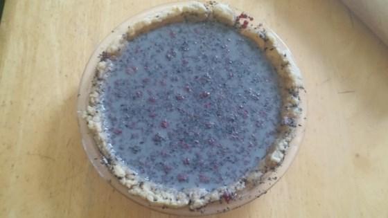 Photo of Black Sesame Pudding by juneealj