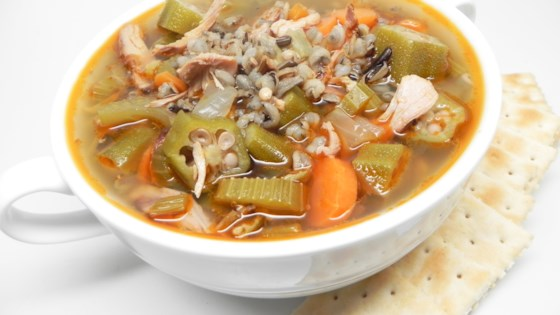 Photo of Wild Turkey Gumbo by natural sugar
