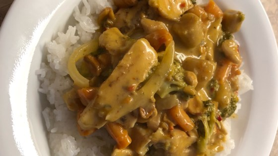 Photo of Chicken Massaman Curry by pct2