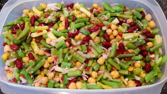Photo of Four Bean Salad by Kathleen White