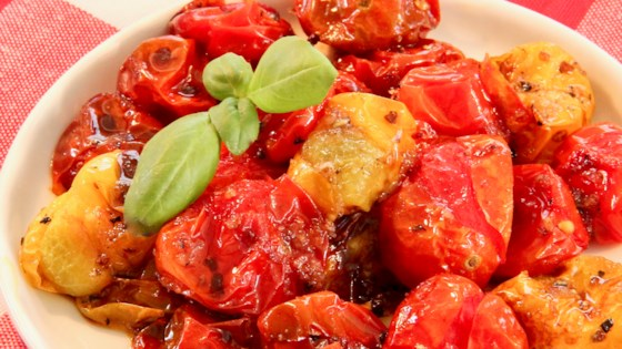 Photo of Roasted Cherry Tomatoes by Kristen M