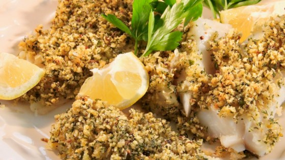 Easy Baked Fish with Lemon Recipe