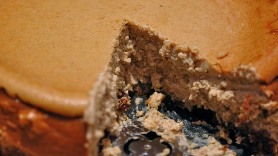 Photo of Pumpkin Cheesecake in a Gingersnap Crust  by Shelley