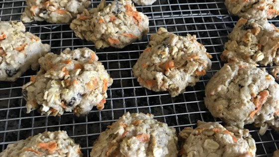 Photo of Oatmeal Carrot Cookies by marinersfan72