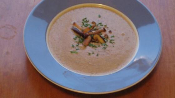 Photo of Mystic Mushroom and Quinoa Chowder by HOGGWILD5