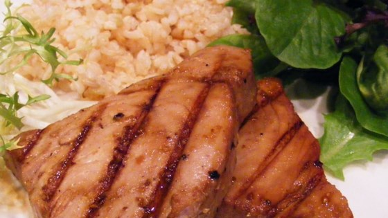 Photo of Grilled Teriyaki Tuna by DRIBBS