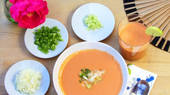 Photo of Spanish Gazpacho by Luis Luna