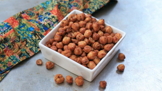 Photo of Air Fryer Salt and Vinegar Chickpeas by France C.