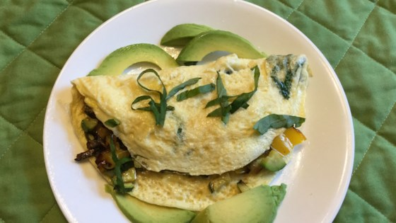 Photo of Avocado and Feta Egg White Omelet by Kimberly Coventry