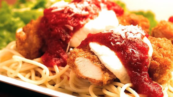 Photo of Crispy Baked Chicken Parmesan by Tyson Chicken