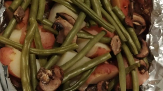 Photo of Slow Cooker Garlic and Herb Pork Tenderloin by Rasudekum