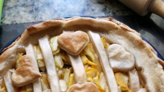 Photo of Zucchini Apple Pie by Elizabeth Wood