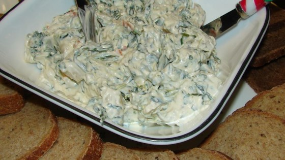 Photo of Best Ever Spinach Artichoke Dip by Dawn Fronius