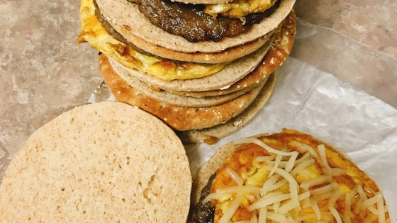 Photo of On-the-Go Breakfast Sandwiches by thedailygourmet