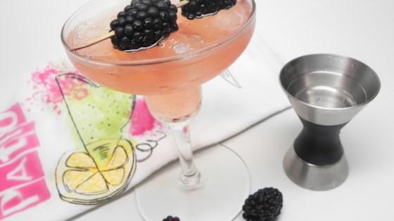 Photo of Blackberry Margarita by Jamie Lowe
