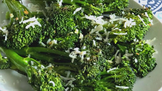 Photo of Oven-Roasted Broccolini by Loa Hemati