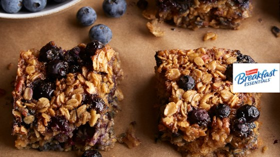 Photo of Blueberry Baked Oatmeal by Carnation Breakfast Essentials