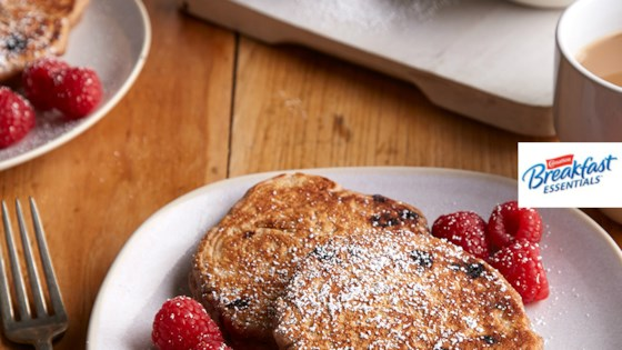 Photo of Double Chocolate Whole Wheat Pancakes by Carnation Breakfast Essentials