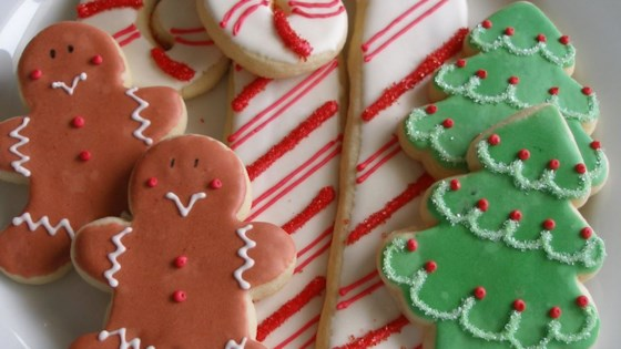 Soft Christmas Cookies Recipe Allrecipes Com