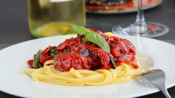 Photo of Roasted Tomato Sauce by Buckwheat Queen