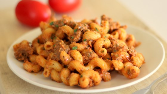 Photo of Spicy Roasted Tomato and Ricotta Pasta Sauce by SunnyDaysNora