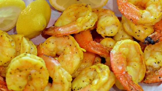 Photo of Air Fryer Lemon Pepper Shrimp by bd.weld