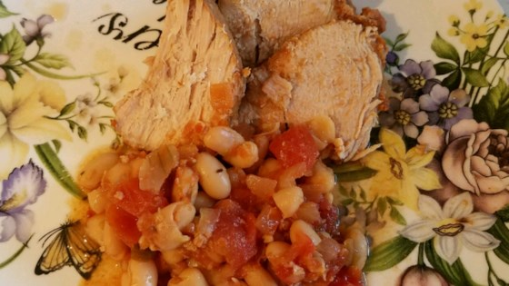 Photo of Pork Roast and White Beans by ddow