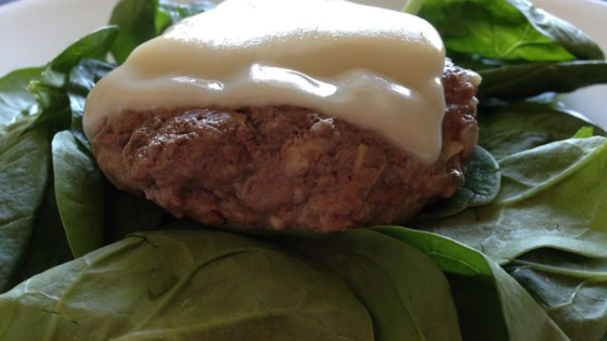 Photo of Mushroom Swiss Burger by Paisley