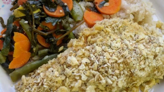 Photo of Herb-Crusted Walleye by Brianne