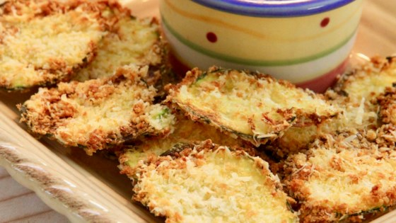 Photo of Air Fryer Zucchini Chips by Soup Loving Nicole