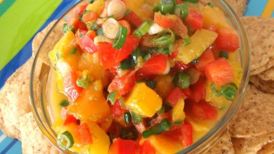 Photo of Nicole's Mango Salsa by Iluv2cook