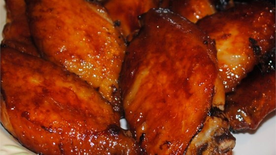 Photo of Teriyaki Chicken Wings by AMY P.