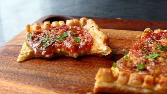 Photo of Chef John's Tomato Tart by Chef John