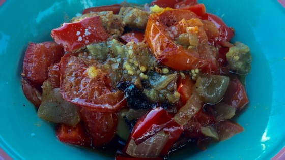Photo of Vegan Romanian Eggplant Bake by Nini