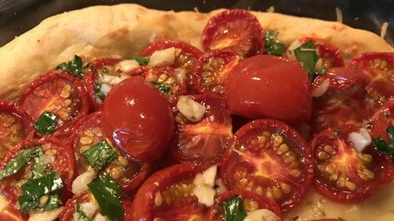 Photo of Tomato Tart with Gruyere Cheese by friederike
