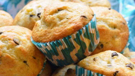 Photo of Banana Chip Muffins I by Anne Williamson