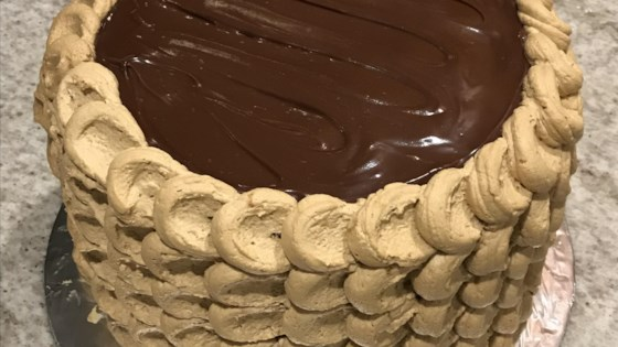 Photo of Three-Layer Chocolate Cake with Irish Coffee Frosting by Scott Hindley