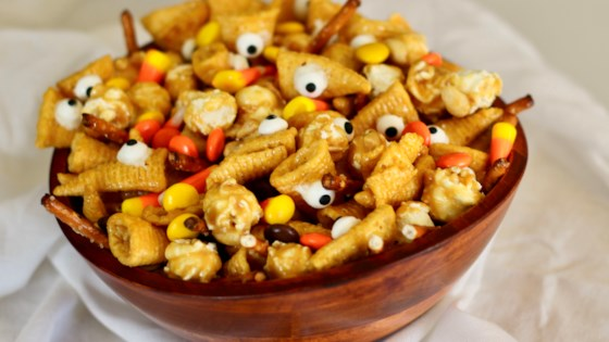 Photo of Ghoulishly Good Halloween Snack Mix by SunnyDaysNora