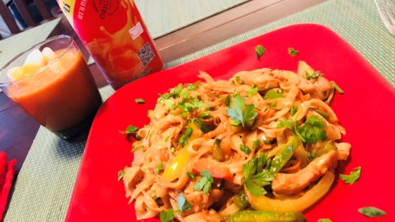Photo of Thai Noodles by Sharon